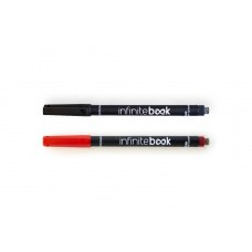 BLACK AND RED MARKERS PACK
