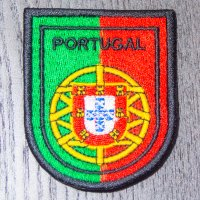 Patch - Portugal (Round)